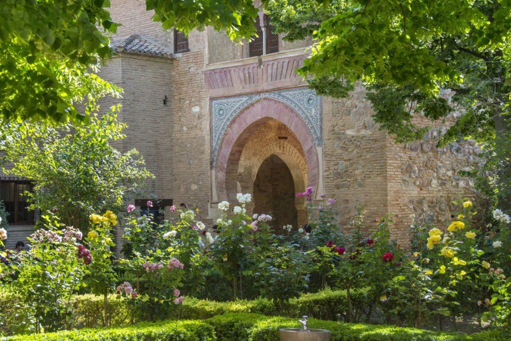 Puerta del Vino jardin DSC 8541