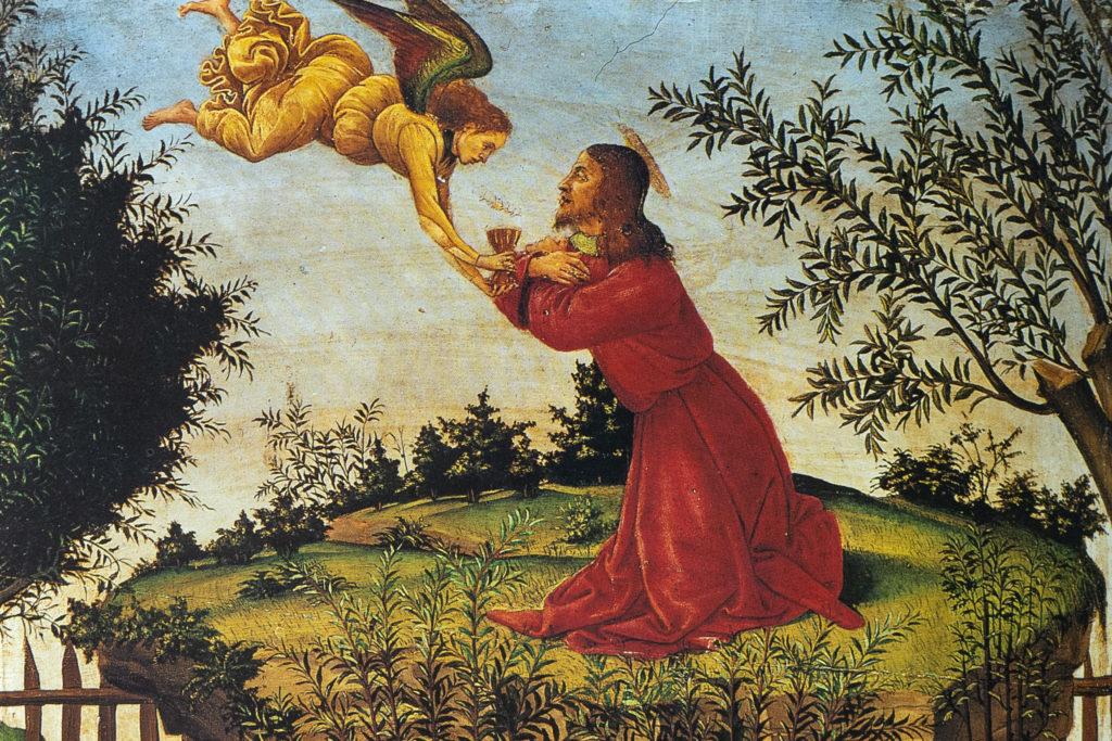 Botticelli en la Capilla Real