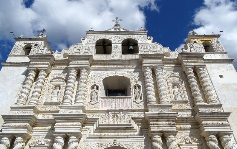 viaje a guatemala-Catedral de zunil