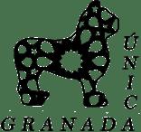León de la Alhambra que es logotipo de Granada Única