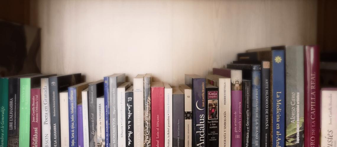 Dia del Libro Granada Libros sobre Granada
